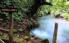 Blue River & Tenorio Volcano