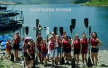 Kayaking In Arenal Lake