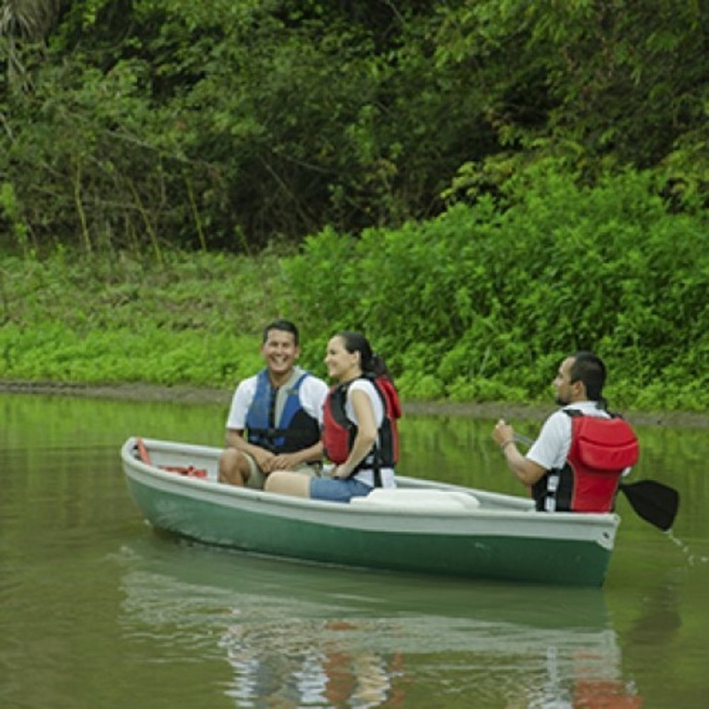 Canoe Expedition in the Rio Frio