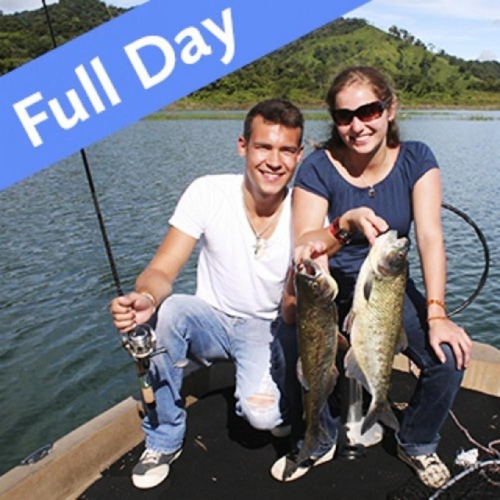 Sport Fishing Lake Arenal - Full Day