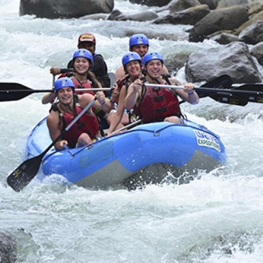 Rafting Rio Sarapiqui
