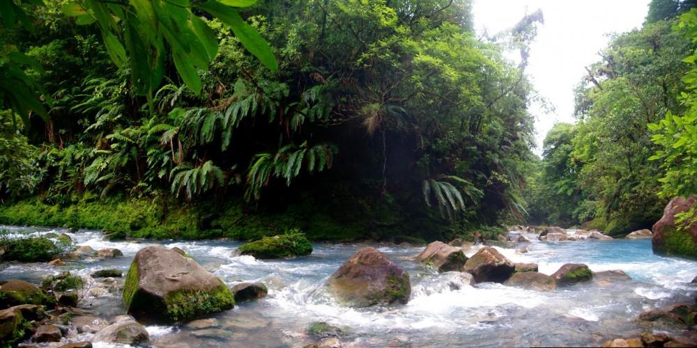 Celeste River Hike