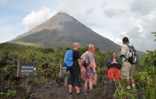 Arenal 4 in 1 Tour with Baldi Hot Springs