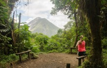 Arenal Volcano Hike + Titoku Hot Springs