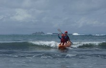 Sea Kayaking Uvita Beach