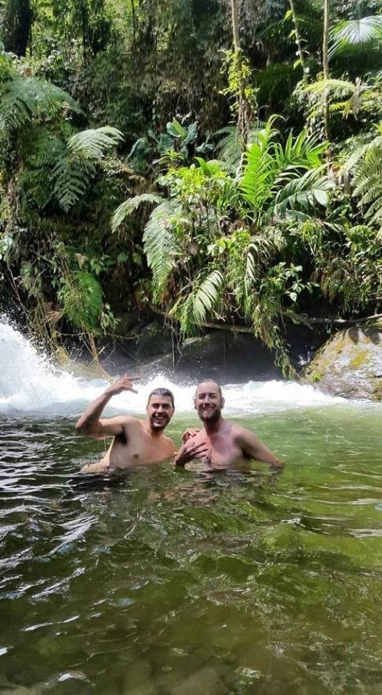Hot Springs Tour