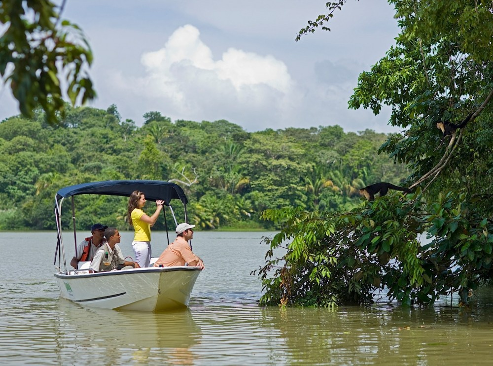 Chagres River Boat Tour