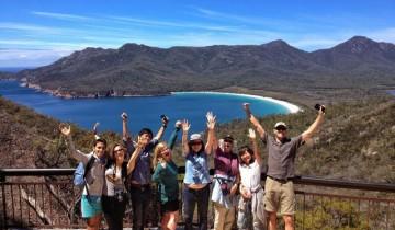 A picture of The Big 3 Tasmania - Launceston to Hobart