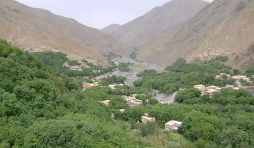 A picture of 3-Day Valleys Trek in Atlas Mountains
