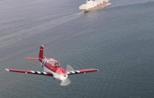 T-34 Warbird Thrill Flight