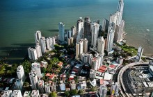 1 Hour Helicopter Tour - Panama Canal, Panama City and Wilderness