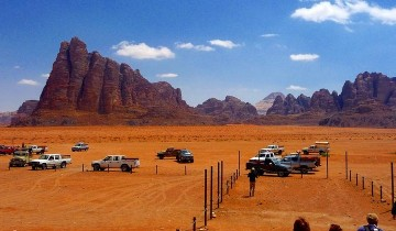 A picture of Private Stopover Tour of Jordan 2 Days / 1 Night