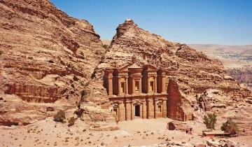 A picture of Aqaba, Petra, Wadi Rum 4 Day / 3 Night Private Tour