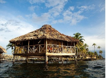 A picture of San Blas Islands