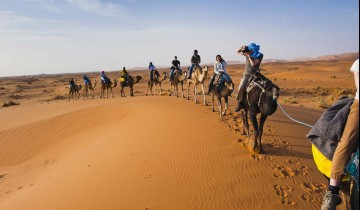 A picture of 3 Day Premium Desert Trip to Merzouga from Marrakech