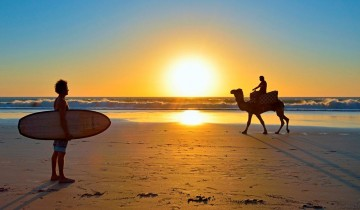 A picture of Overnight Surf Trip to Essaouira & Sidi Kaouki from Marrakech