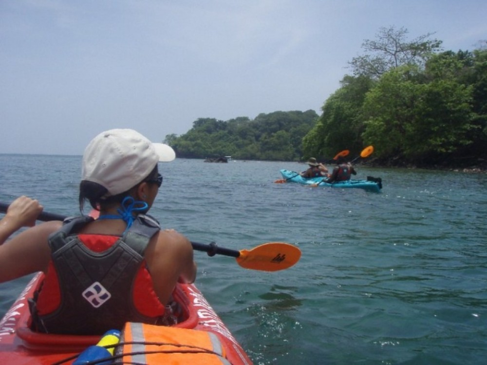 Portobelo Kayaking & Snorkeling