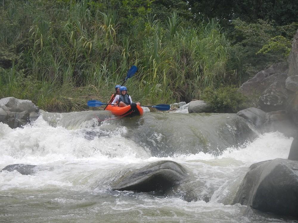 Pacora River Kayaking