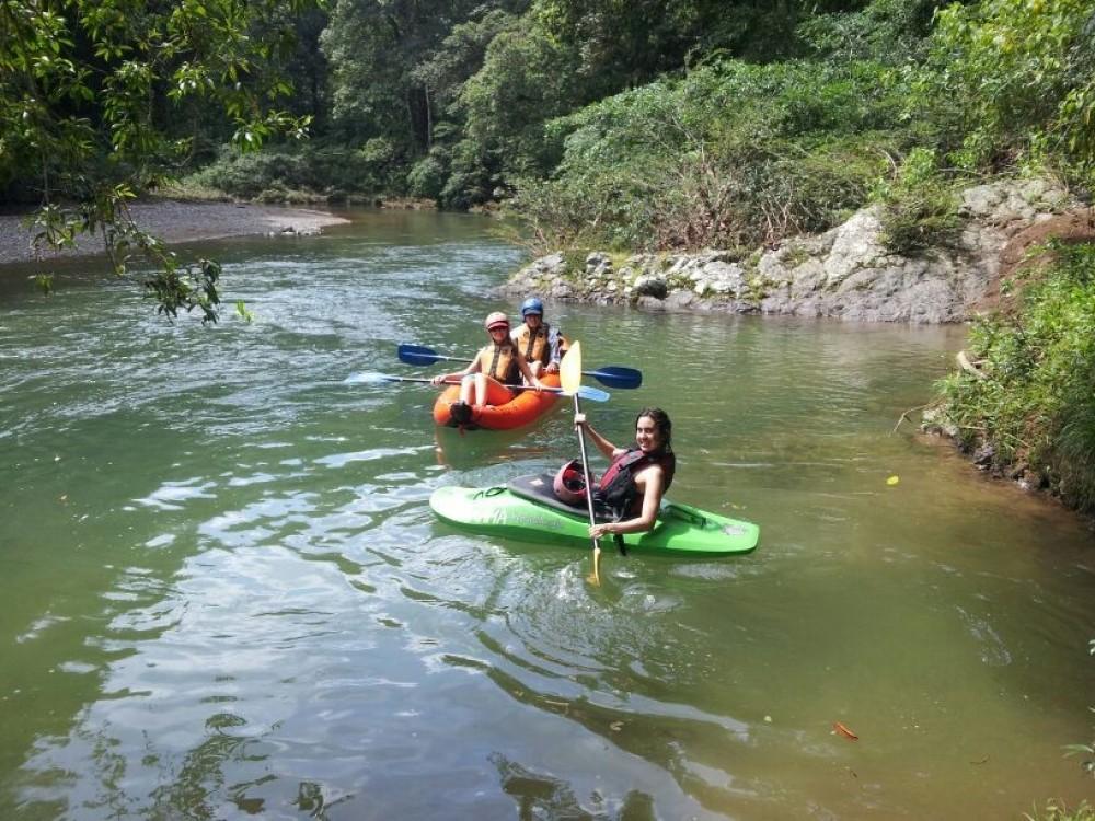 Boqueron River Rafting