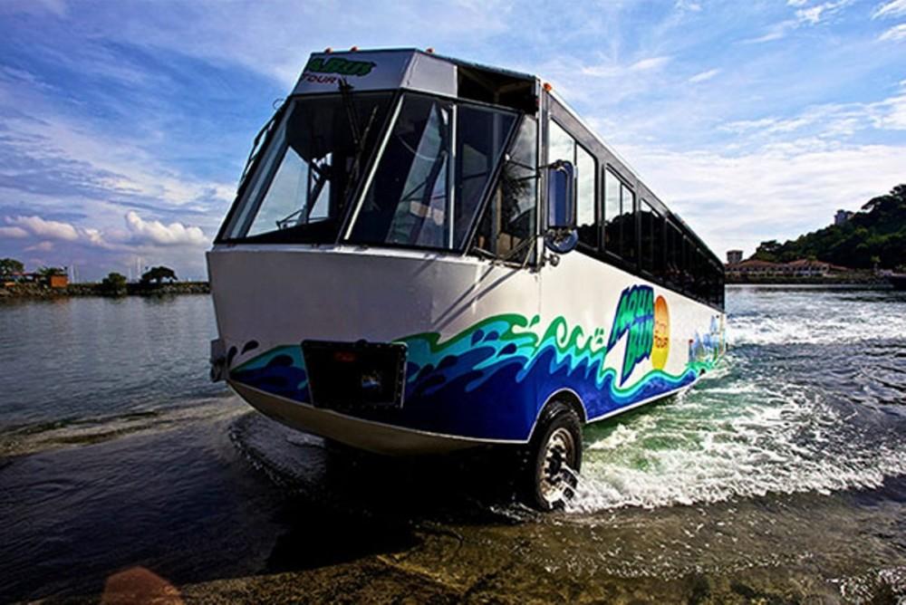 Aquabus Panama City Tour