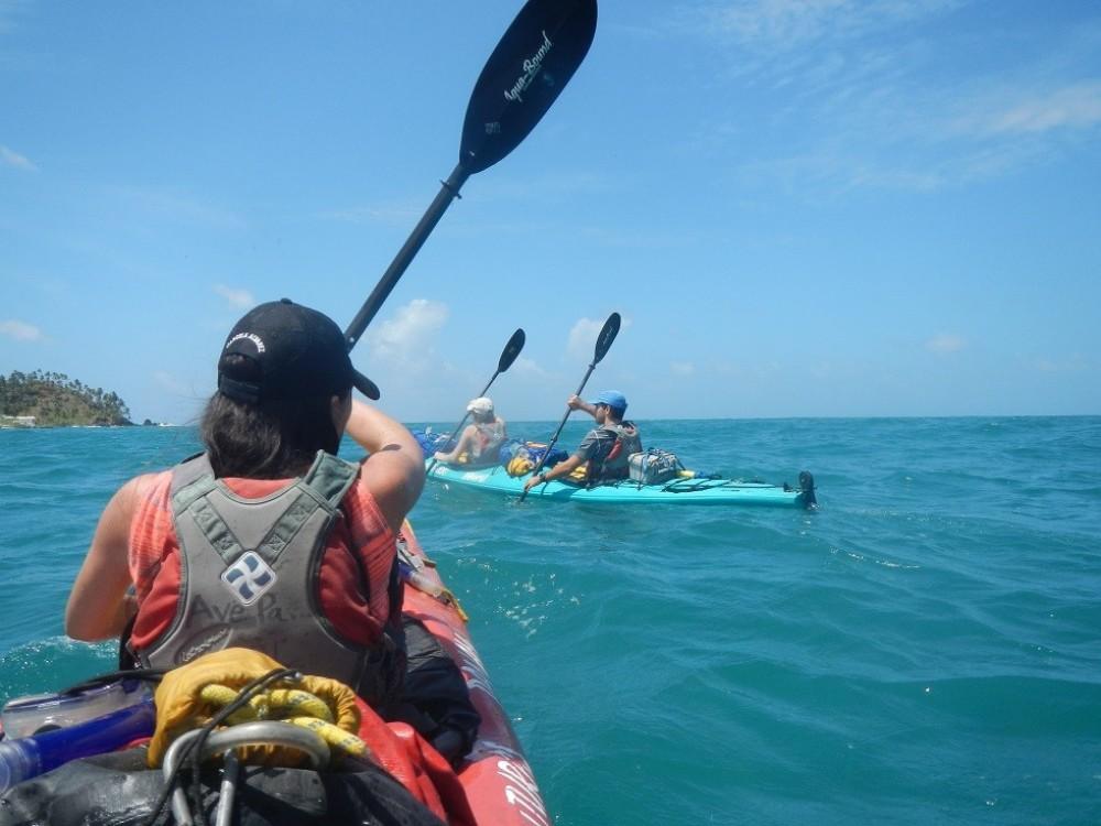 Mamey Island Sea Kayak Expedition