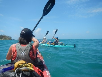 A picture of Mamey Island Sea Kayak Expedition
