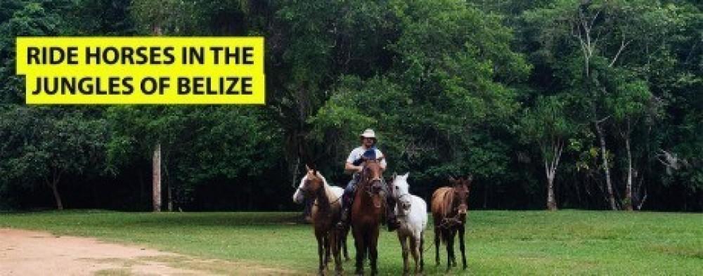 Actun Kan Horseback Ride