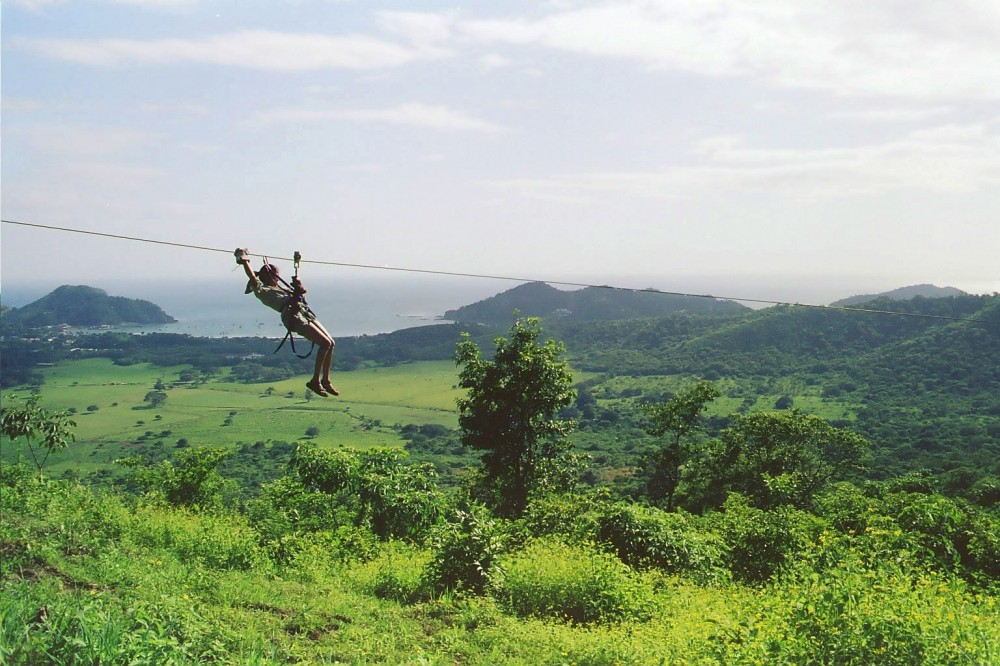 Extreme Adventure Package (Zipline & Rappel)