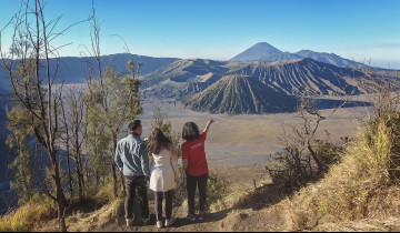 A picture of 3-Day Private Bromo Mountain & Ijen Crater Tour