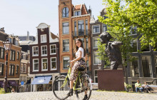 Private Anne Frank Bike Tour