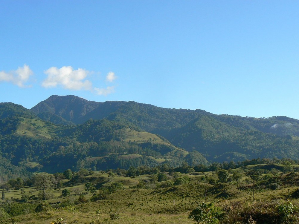 The Cordillera De Talamanca