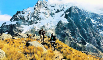 A picture of Ultimate Salkantay Trek To Machu Picchu 5-Days