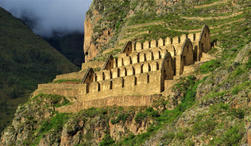 A picture of Inca Quarry Trek To Machu Picchu 4 Days