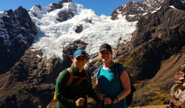 A picture of Lares Trek To Machu Picchu 4 Days