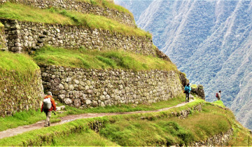 A picture of Inca Trail Luxury Tour 4 Days
