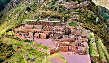 A picture of Inca Trail To Machu Picchu 7 Days 6 Nights