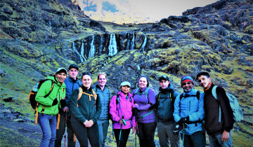 A picture of Lares Trek And Inca Trail To Machu Picchu 5 Days