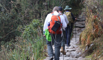 A picture of Deluxe Inca Trail Tour 5 Days