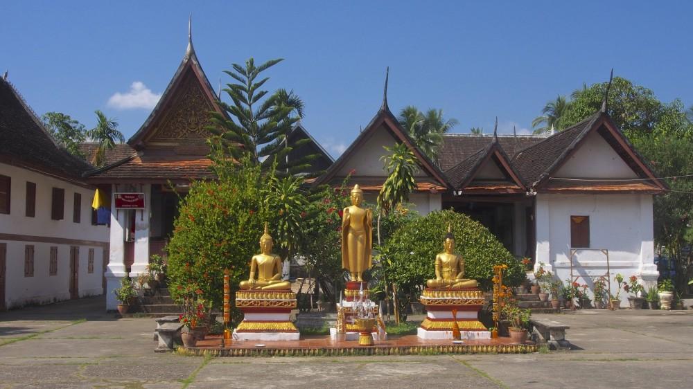 Wat Mai Suwannapumaram