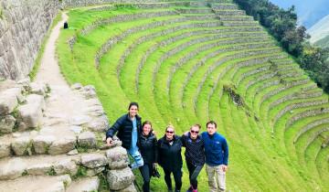 A picture of Alternative Inca Trail to Machu Picchu 4D/3N