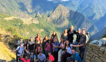 A picture of Short Inca Trail To Machu Picchu 2 Days Group Tour