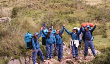A picture of Huchuy Qosqo Trek To Machu Picchu 3D/2N