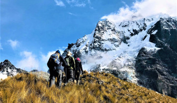 A picture of 8-Day Salkantay Trek to Machu Picchu