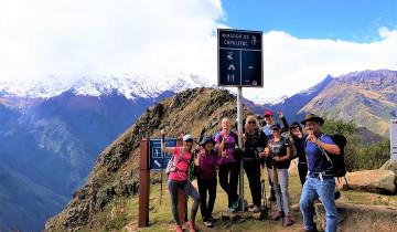 A picture of Choquequirao Trek To Machu Picchu 7 Days