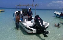 Roatan Private Land & Sea Tour