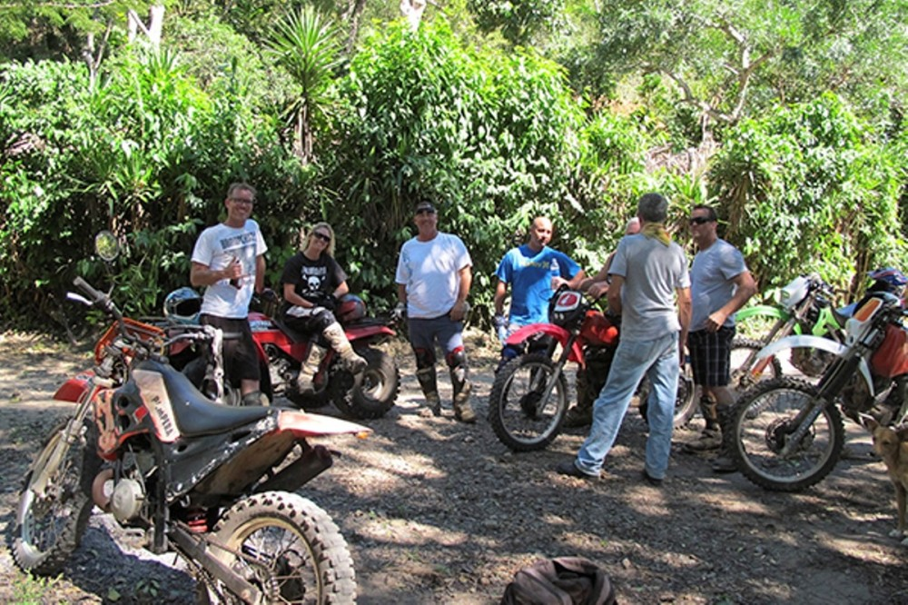 Off Road Moto Tours - Advanced Riders Tour