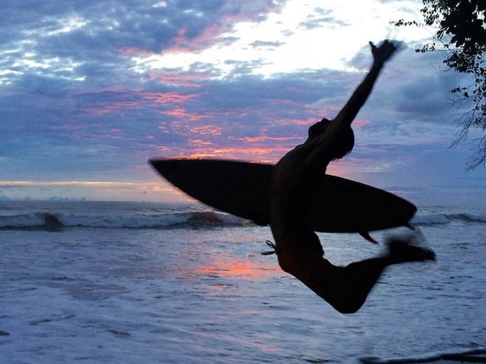 7 day standard Surf Package