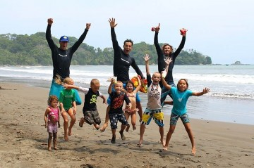 A picture of 7 Days Costa Rican Surf Immersion