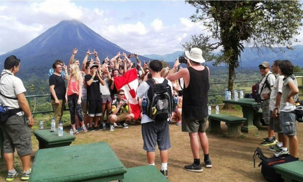 Arenal Volcano Tour Ecotermales (Lunch or dinner)
