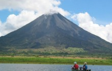 Lake Arenal by Canoe
